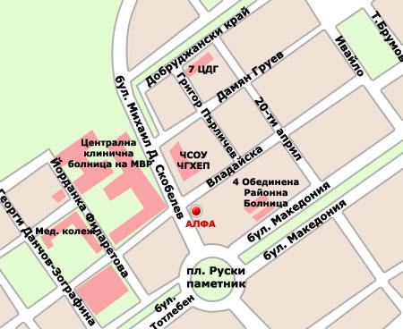офис София, бул. Скобелев